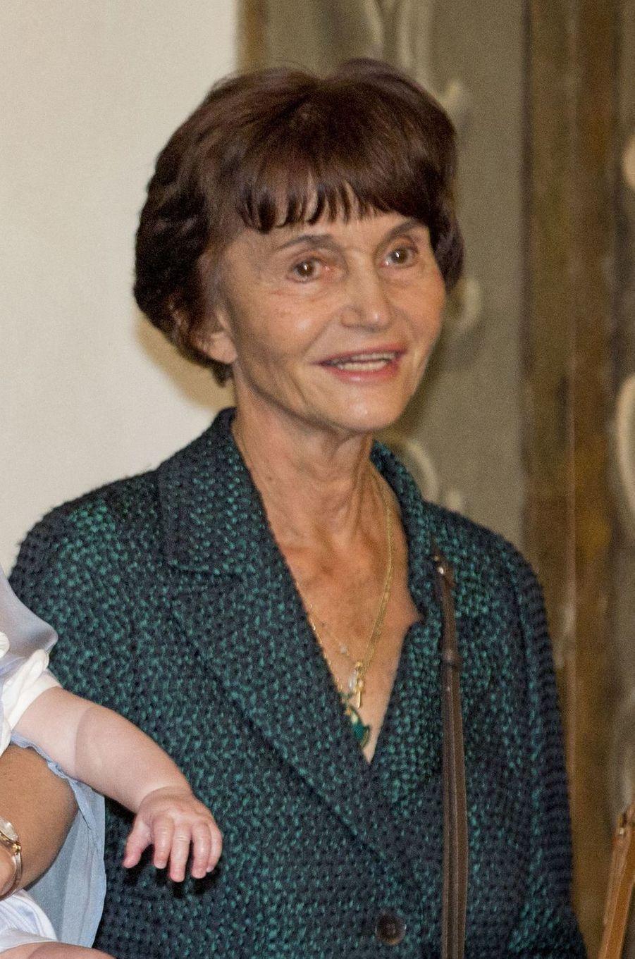 La princesse Maria Teresa de Bourbon-Parme, le 23 septembre 2016