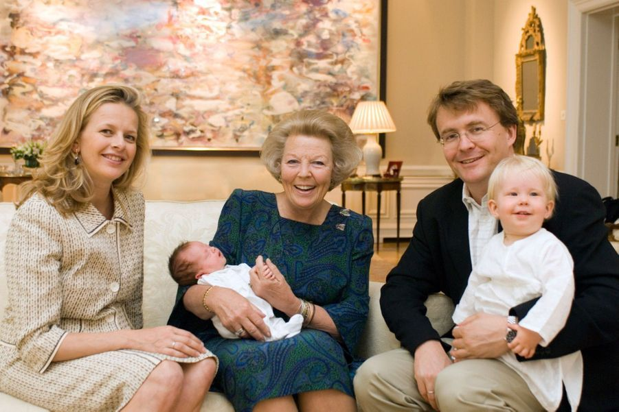 La naissance de Zaria en juin 2006