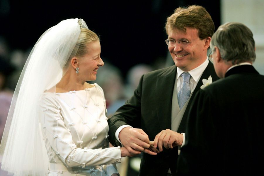 Mariage en avril 2004