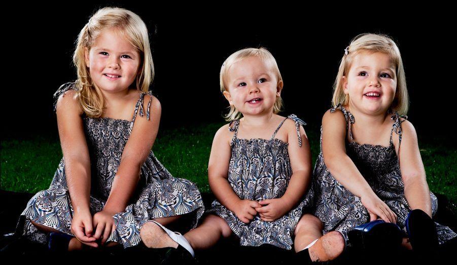 Les Petites Princesses, noel 2008