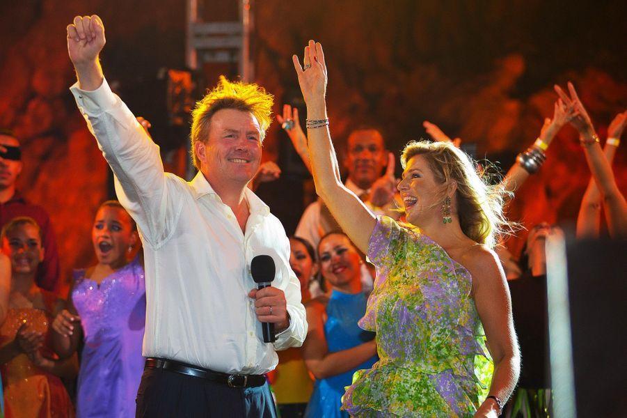 Les photos de vacances de Willem et Maxima