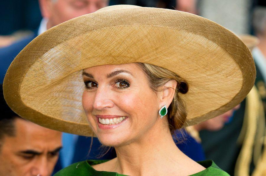La reine Maxima des Pays-Bas a ouvert à Amsterdam ce vendredi 17 juin, un congrès médical traitant de la dysphorie du genre.