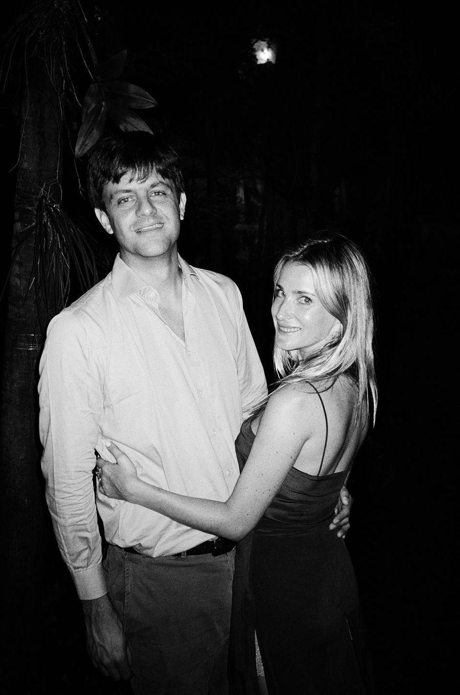 En cet été 2016, le prince Ernst August de Hanovre junior, beau-fils de la princesse Caroline de Monaco, a choisi la Grèce pour demander la main de la jeune russe Ekaterina Malysheva. Laquelle a dit oui.