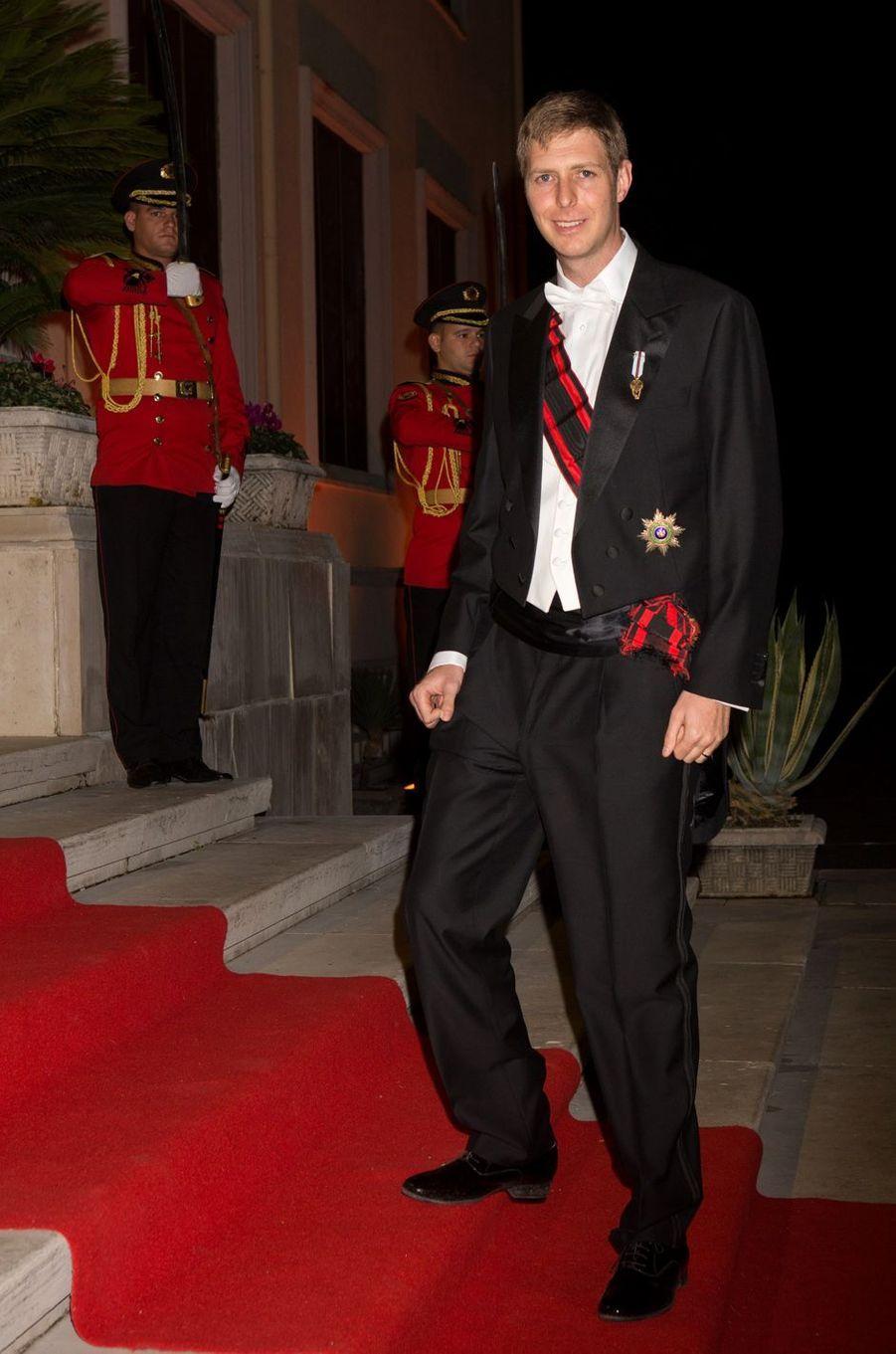 Le prince Leka II.