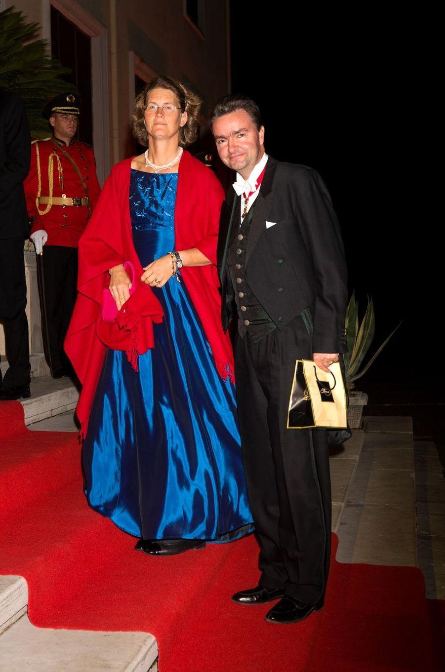 L'Archiduc Georg de Habsbourg et la duchesse Eilika