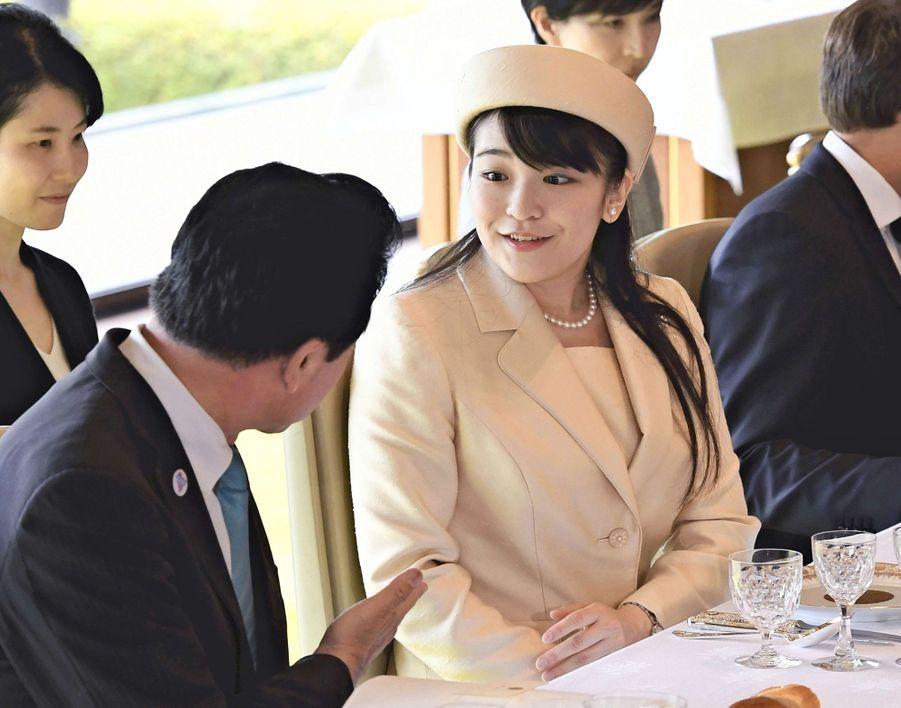 La princesse Mako du Japon à Tokyo, le 27 juin 2019