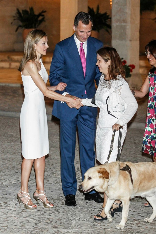 Letizia et Sofia, les reines rayonnent autour du roi