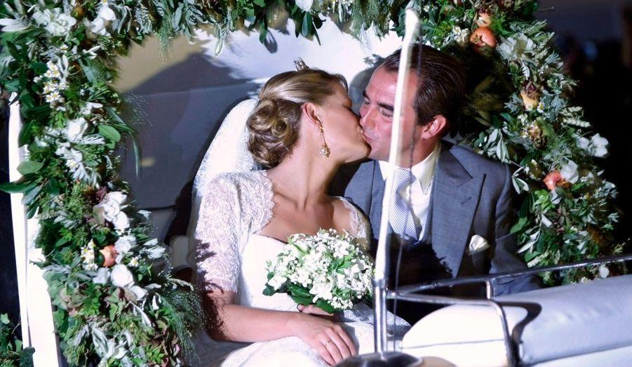 Heureux mariés