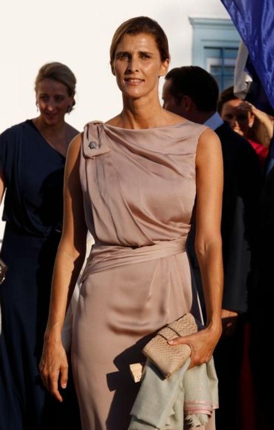 La princesse Rosario de Bulgarie.