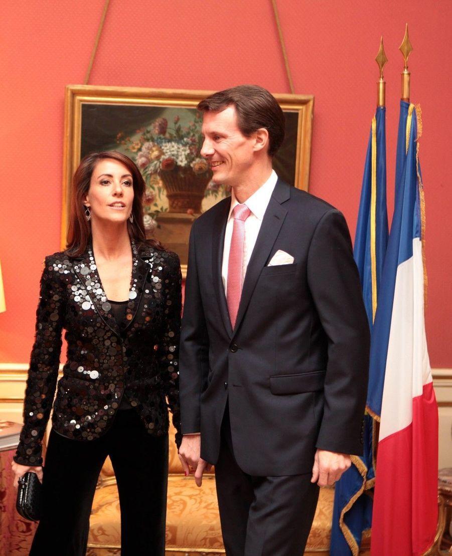 Marie, princesse de France au Danemark