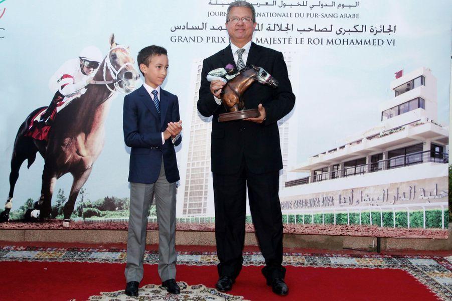 Président du Grand Prix de S.M. le Roi Mohammed VI