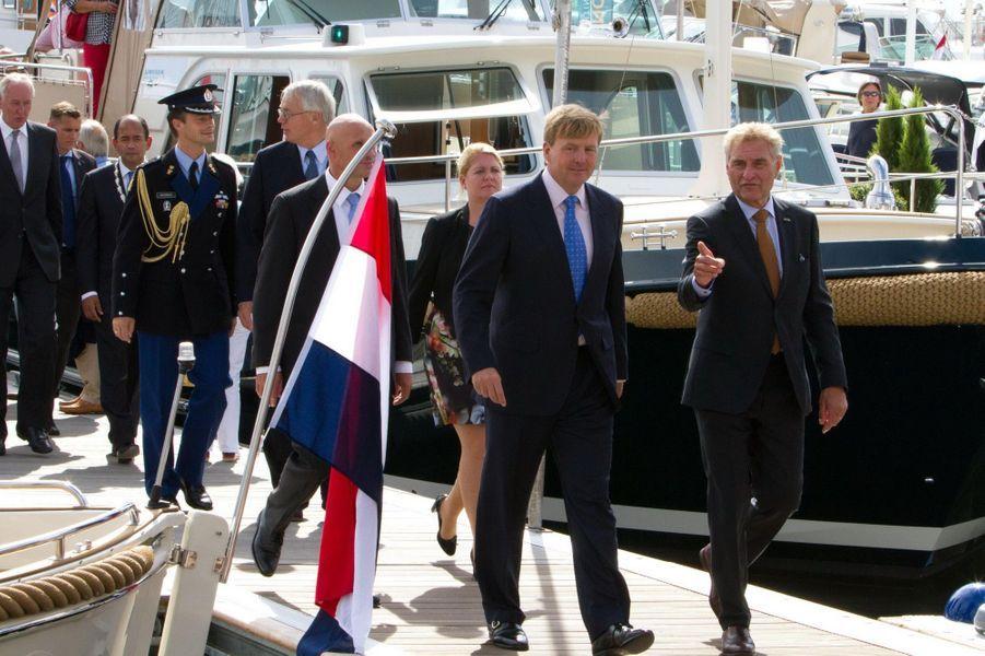 Maxima des Pays-Bas sur tous les fronts