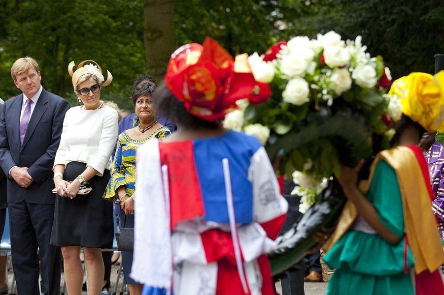 Maxima et Willem-Alexander face aux erreurs du passé