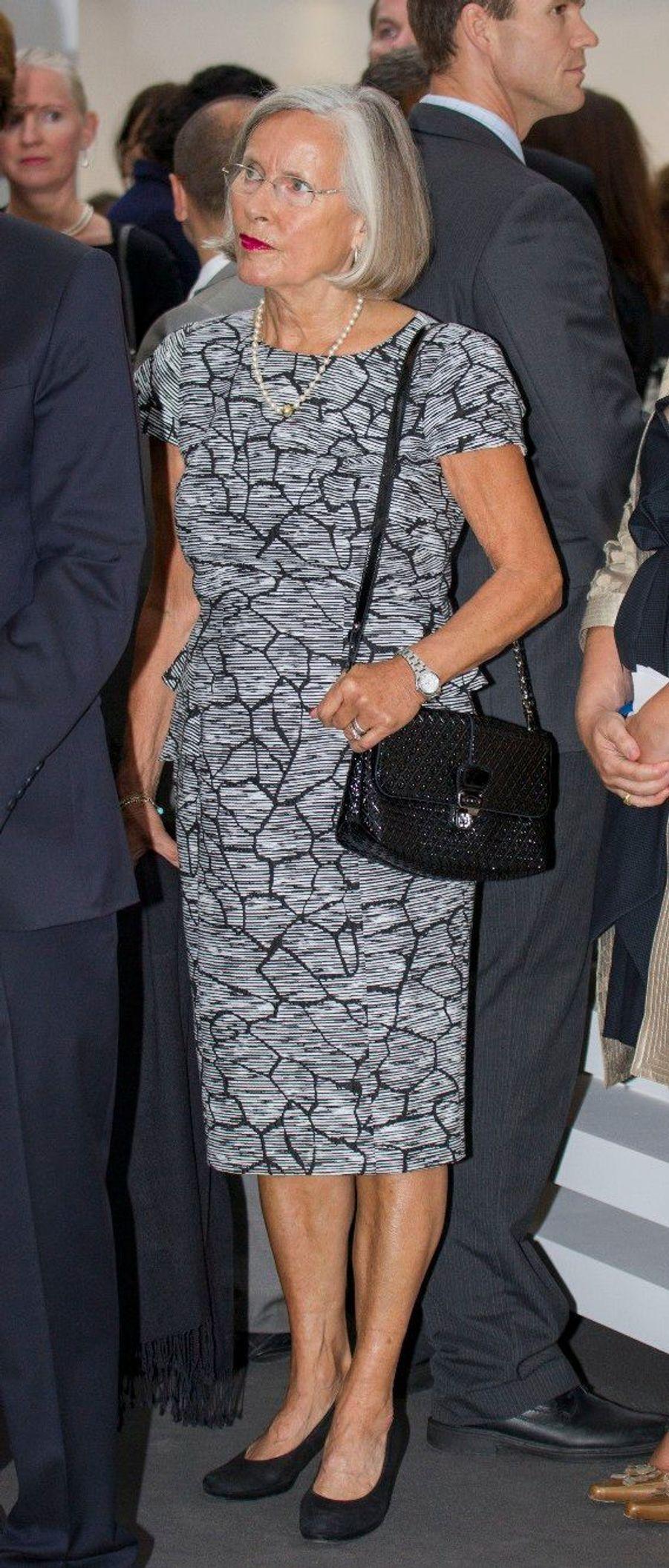 Marti Tjessem, la mère de la princesse