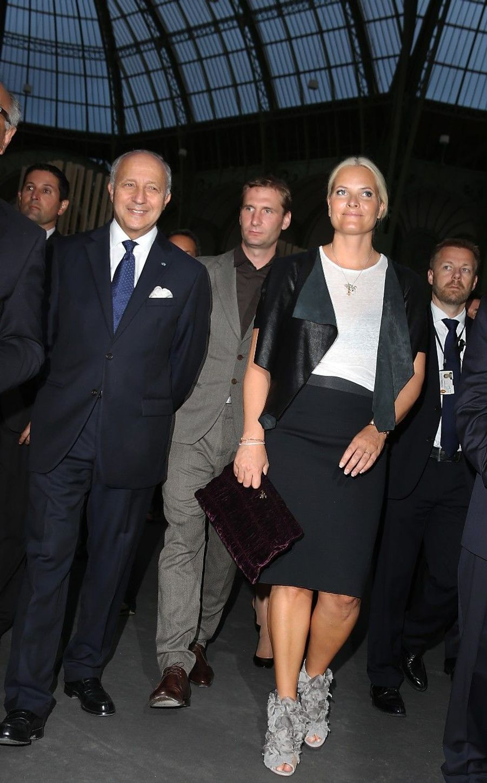 Mette-Marit, une princesse à Paris