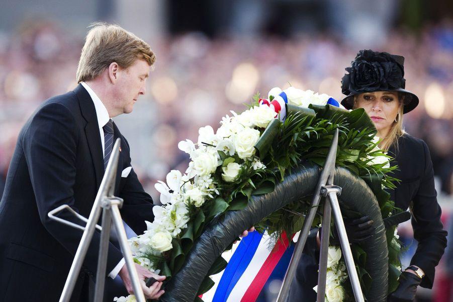 Hommage aux victimes de la guerre