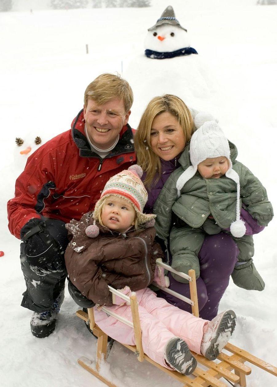 Au ski en 2006