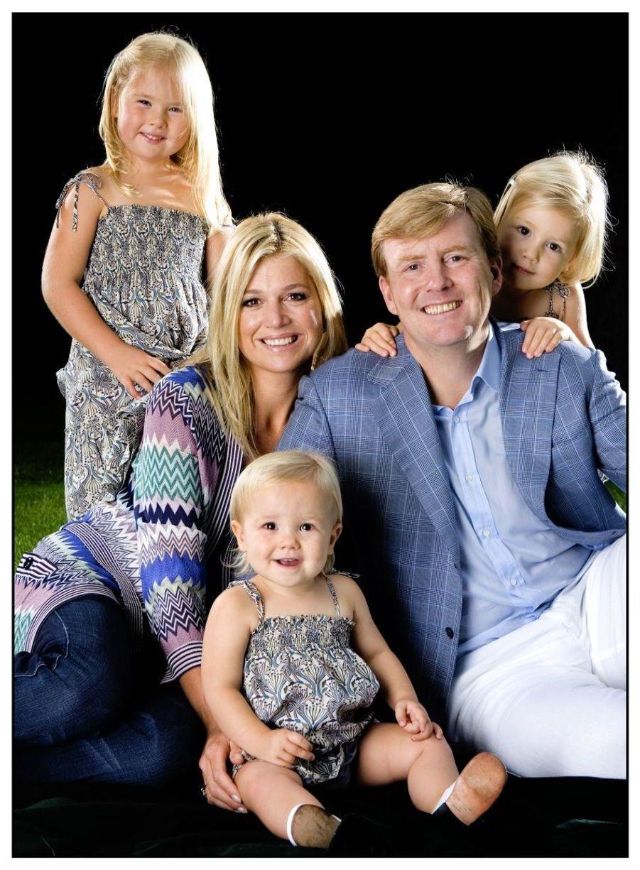 La famille en 2008