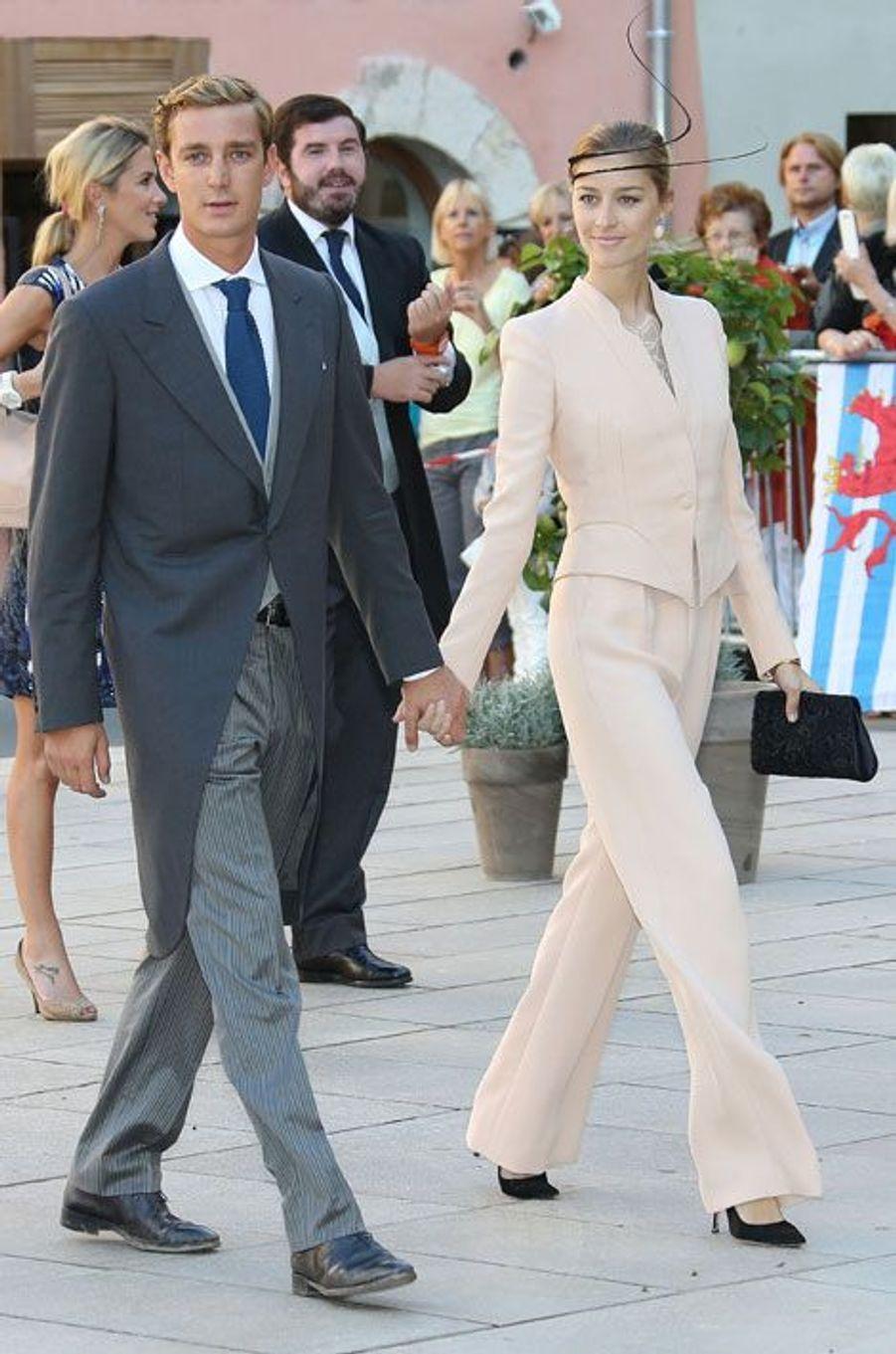 Pierre Casiraghi et Beatrice, duo complice