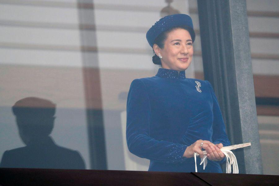 La princesse Masako du Japon à Tokyo, le 23 décembre 2018