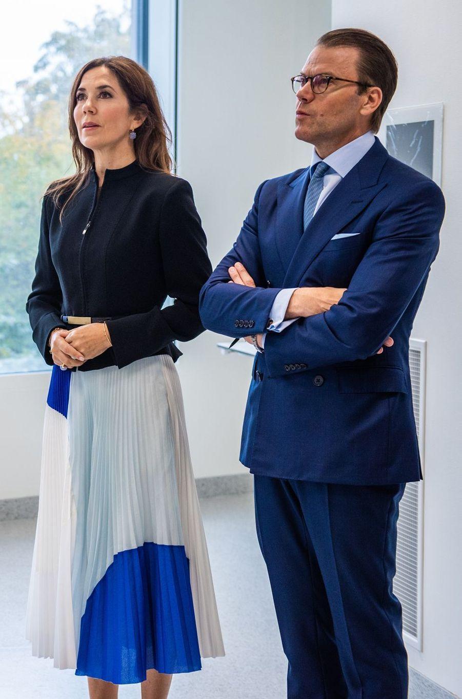 La princesse Mary de Danemark à Copenhague, le 18 septembre 2019