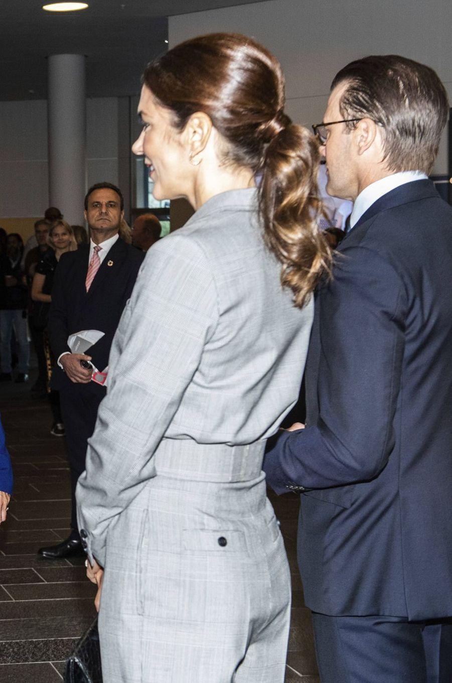 La princesse Mary de Danemark à Copenhague, le 17 septembre 2019