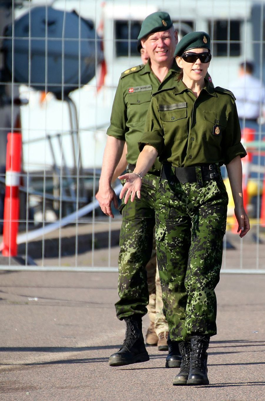 La princesse Mary de Danemark, le 4 juin 2016
