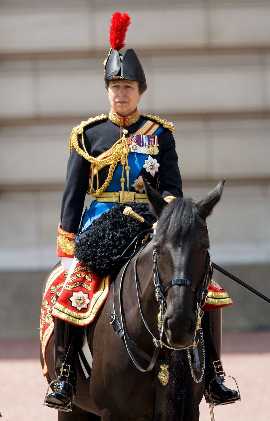 La princesse Anne d'Angleterre, 14 juin 2008