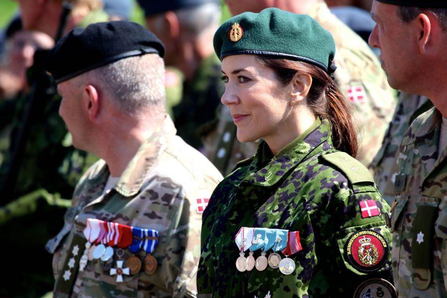 La princesse Mary de Danemark, le 5 juin 2016