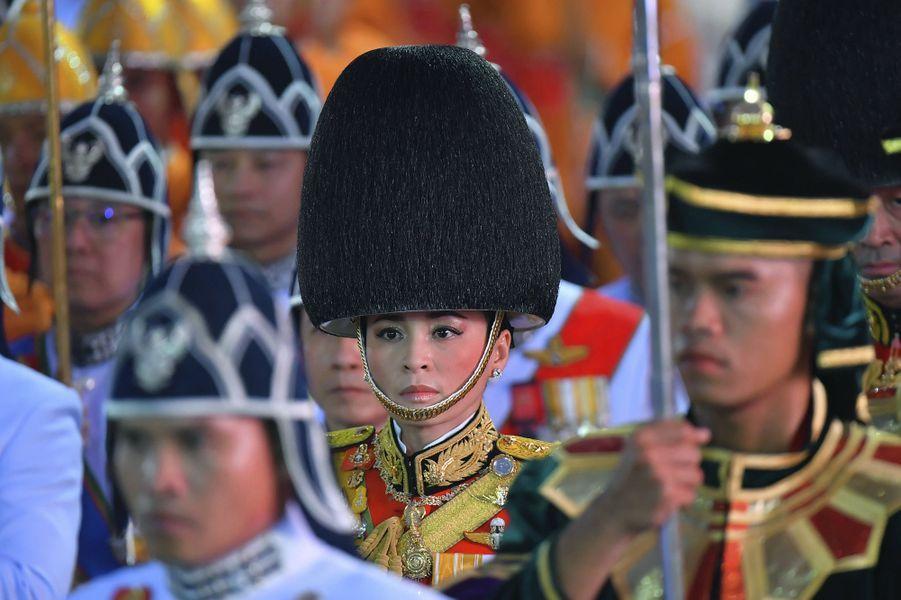 La reine Suthida de Thaïlande, le 12 décembre 2019