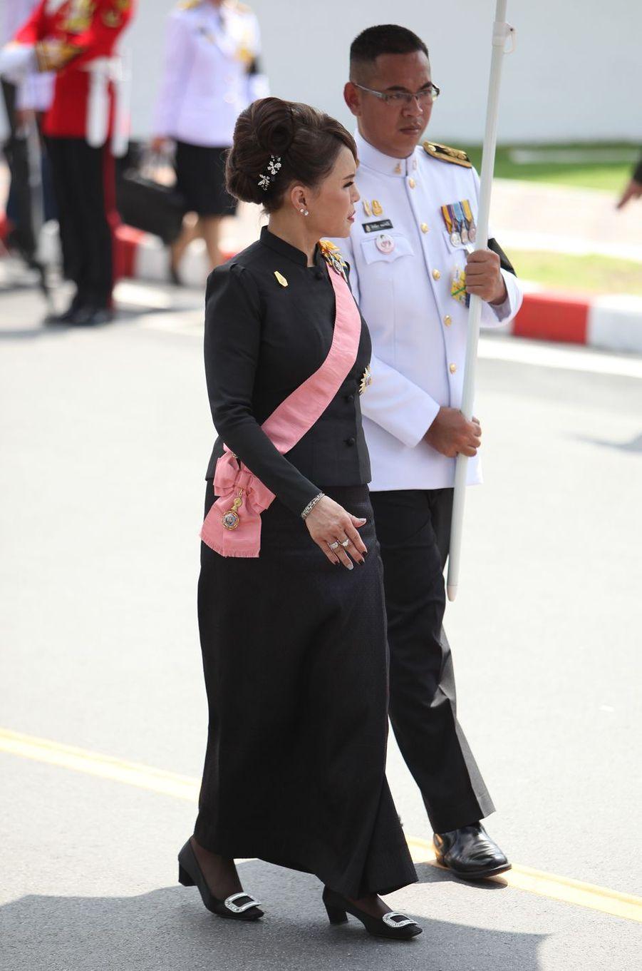 La princesse Ubolratana de Thaïlande à Bangkok, le 26 octobre 2017