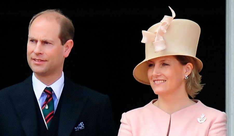 L.A.R. le Prince Edward et la Princesse Sophie de Wessex