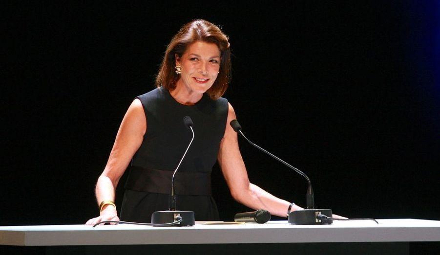 S.A.R la Princesse de Hanovre - Caroline de Monaco