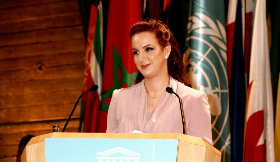 L'épouse du roi Mohammed VI