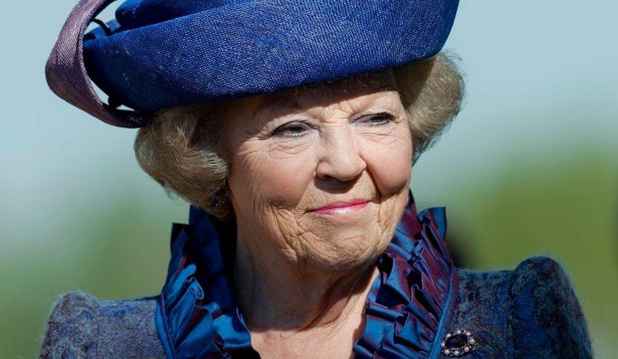 Sa Majesté la Reine des Pays-Bas