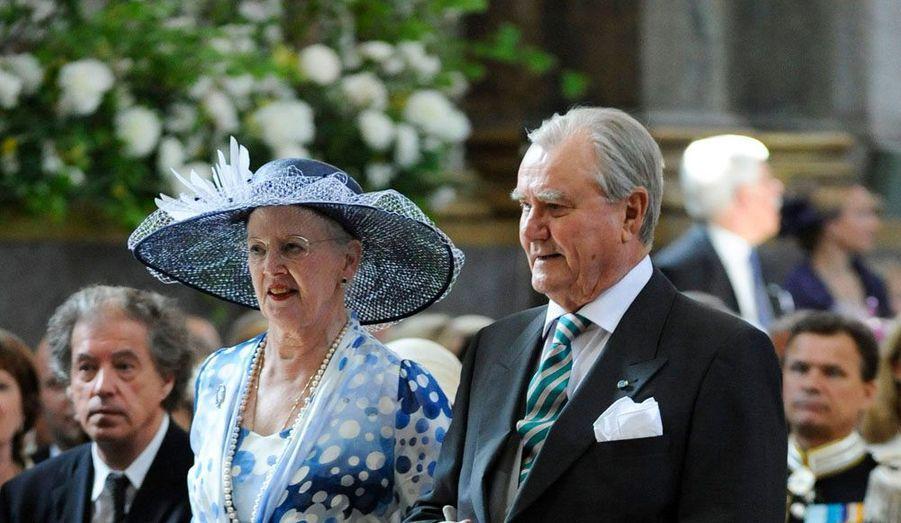 Sa Majesté la Reine du Danemark et S.A.R. le Prince Consort