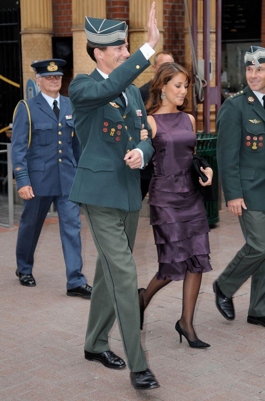 La princesse Marie de Danemark, le 29 juin 2008