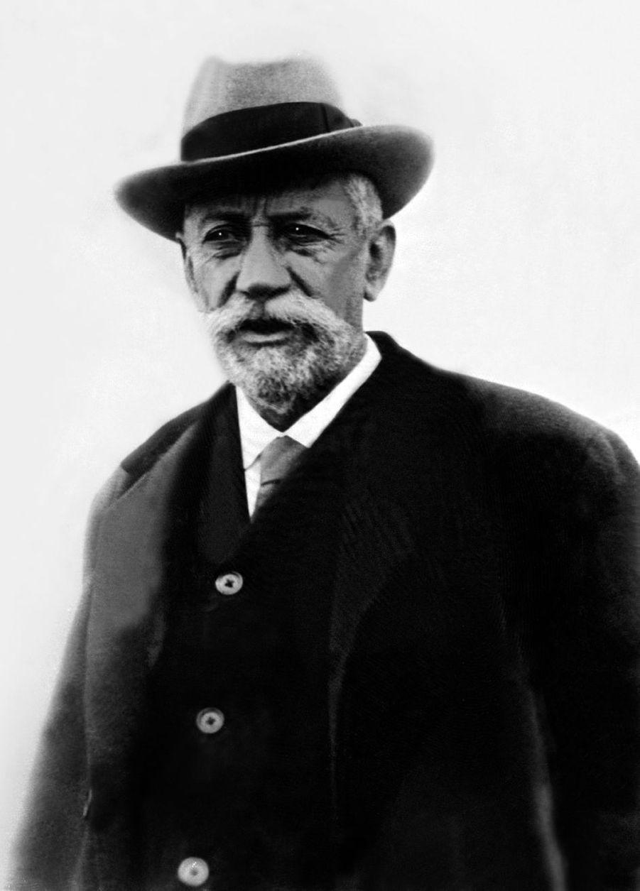 Le prince Albert Ier de Monaco (ici vers 1910)régna de 1889 à 1922
