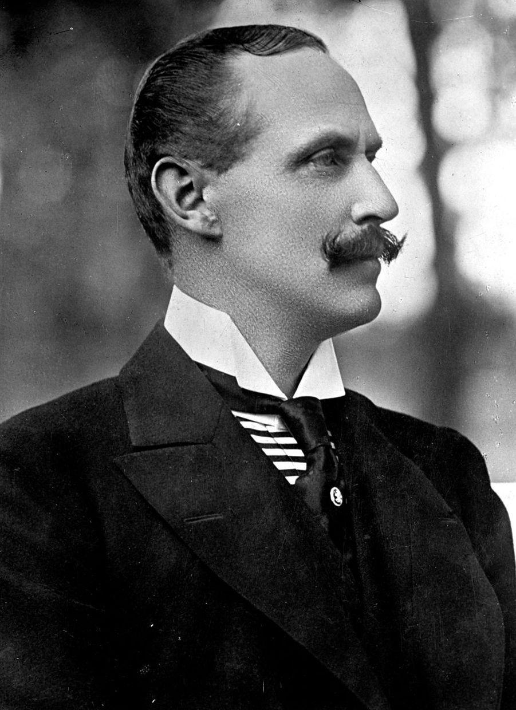 Le roi Haakon VII de Norvège (ici en 1920) régna de 1905 à 1957