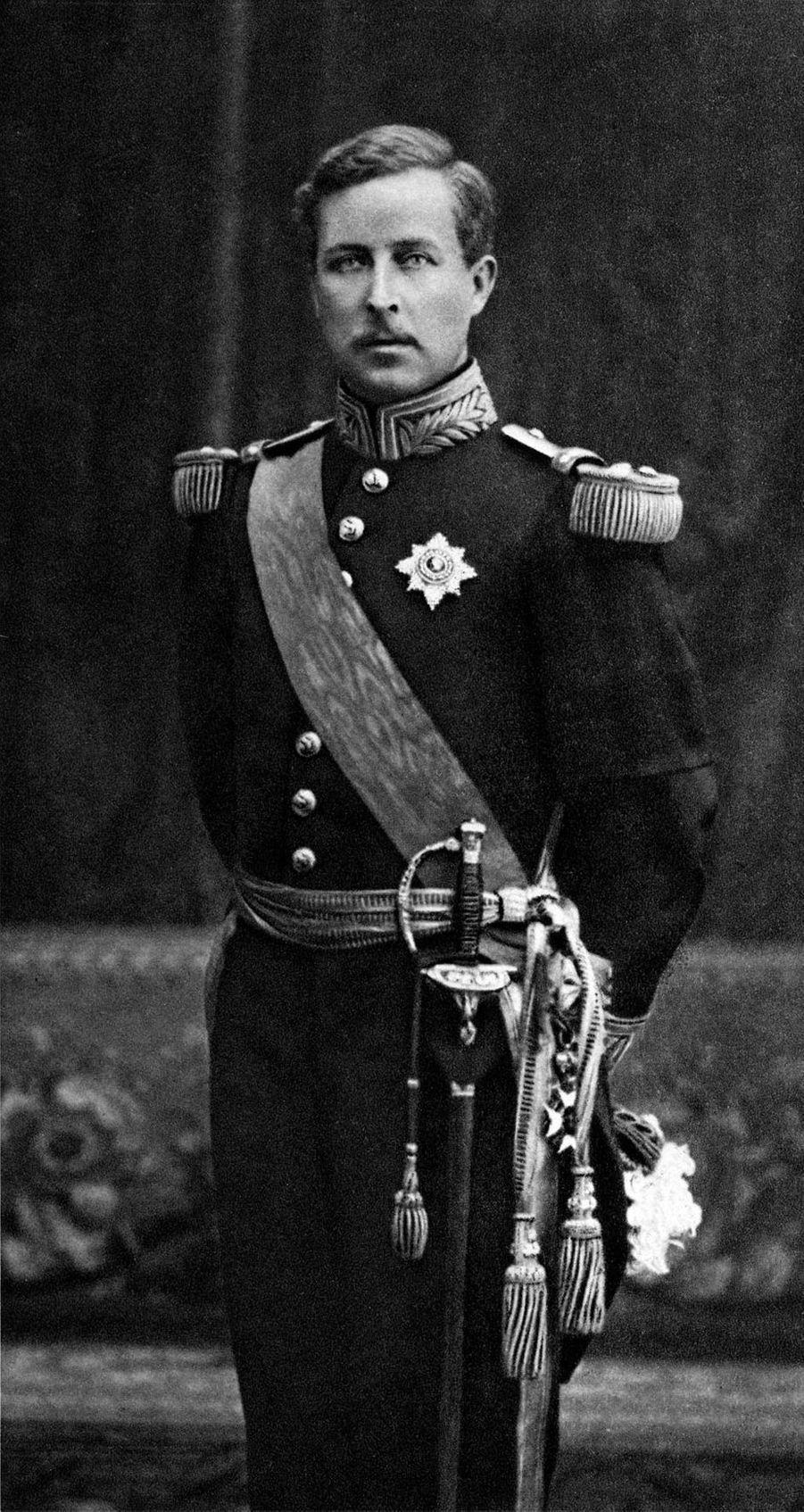 Le roi des Belges Albert Ier (ici en 1920) régna de 1909 à 1934