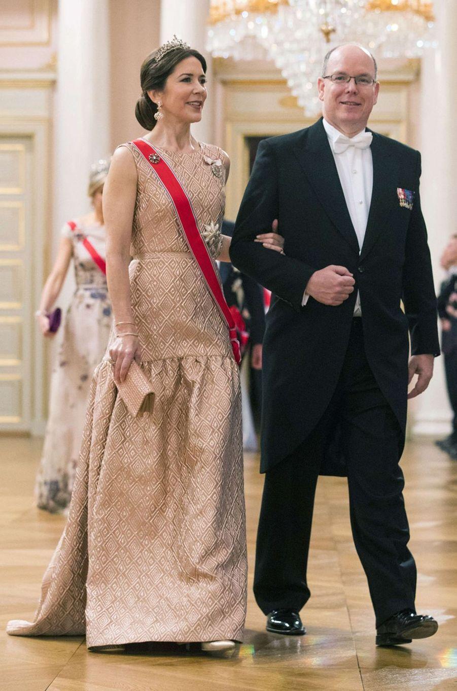 La princesse Mary de Danemark à Oslo le 9 mai 2017