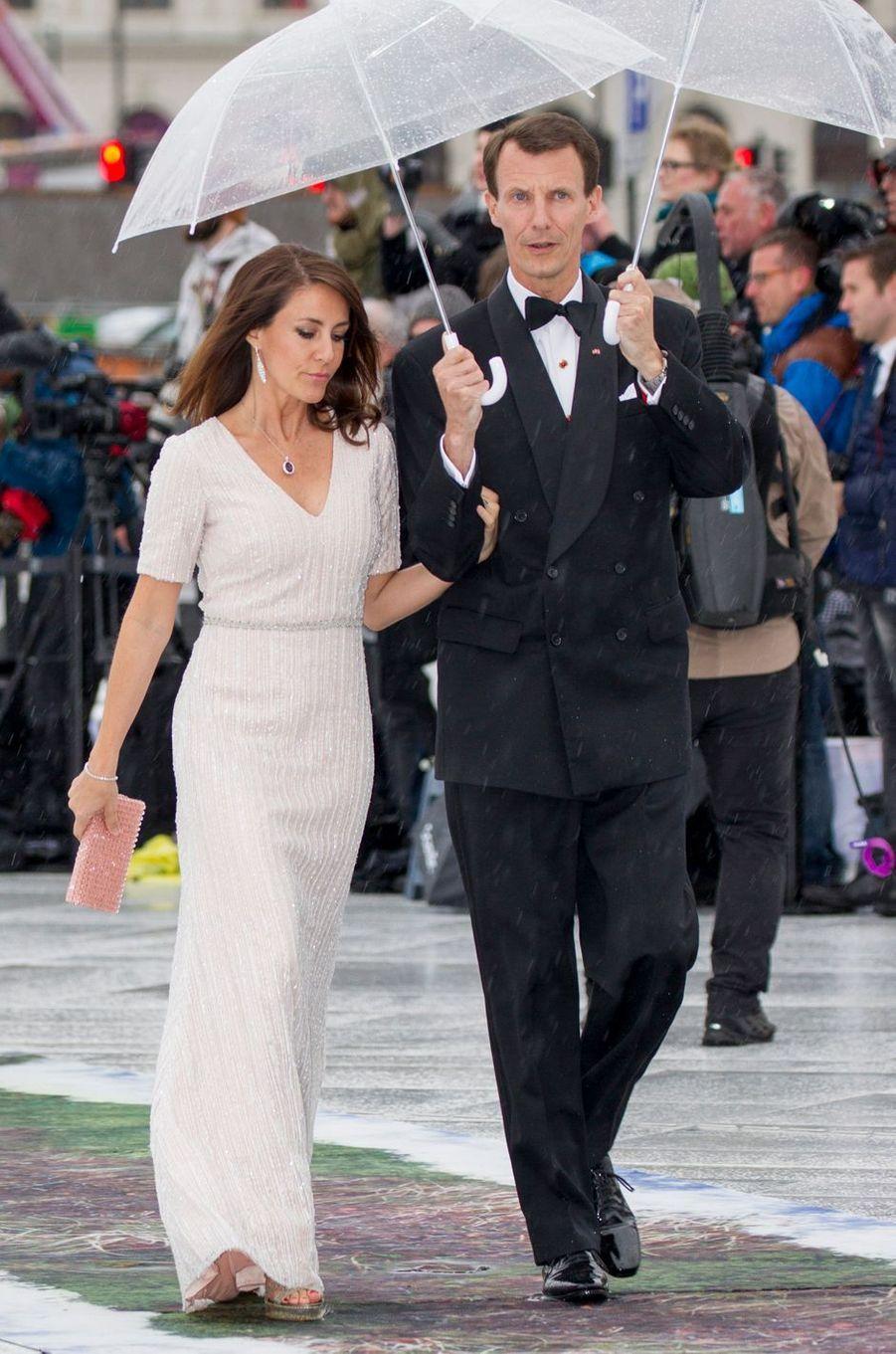 La princesse Marie de Danemark à Oslo le 10 mai 2017