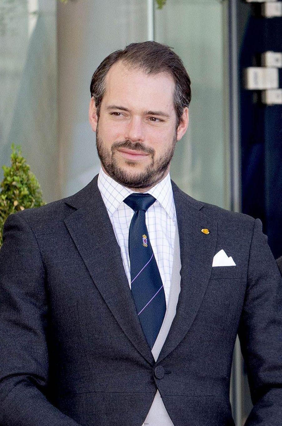 Le prince Félix de Luxembourg, le 23 juin 2019