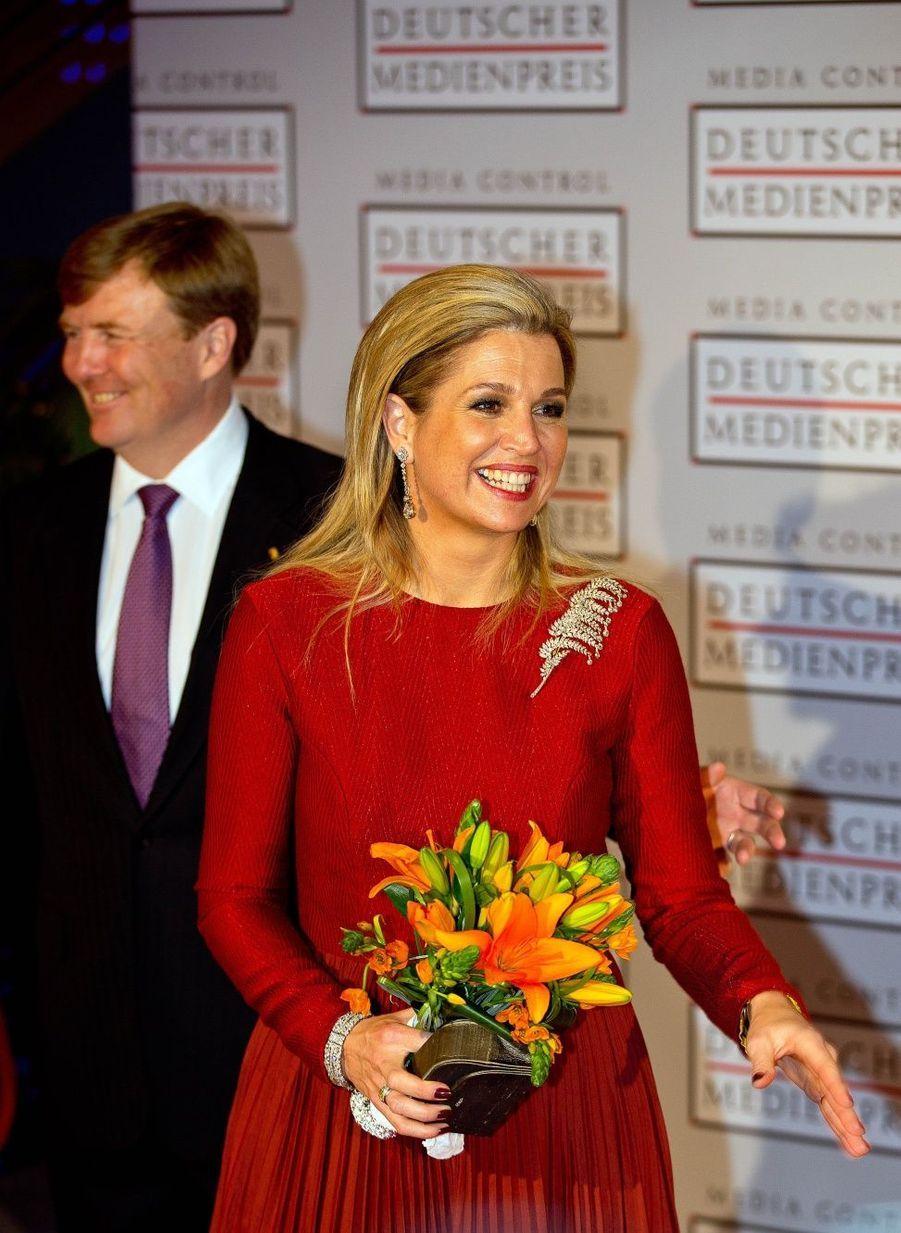 Les grands travaux de Maxima des Pays-Bas