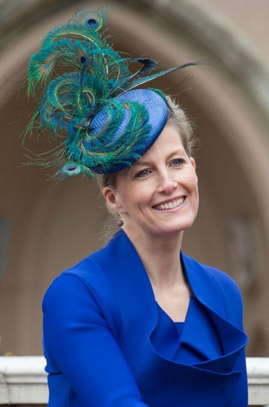 La comtesse Sophie de Wessex, le 31 mars 2013