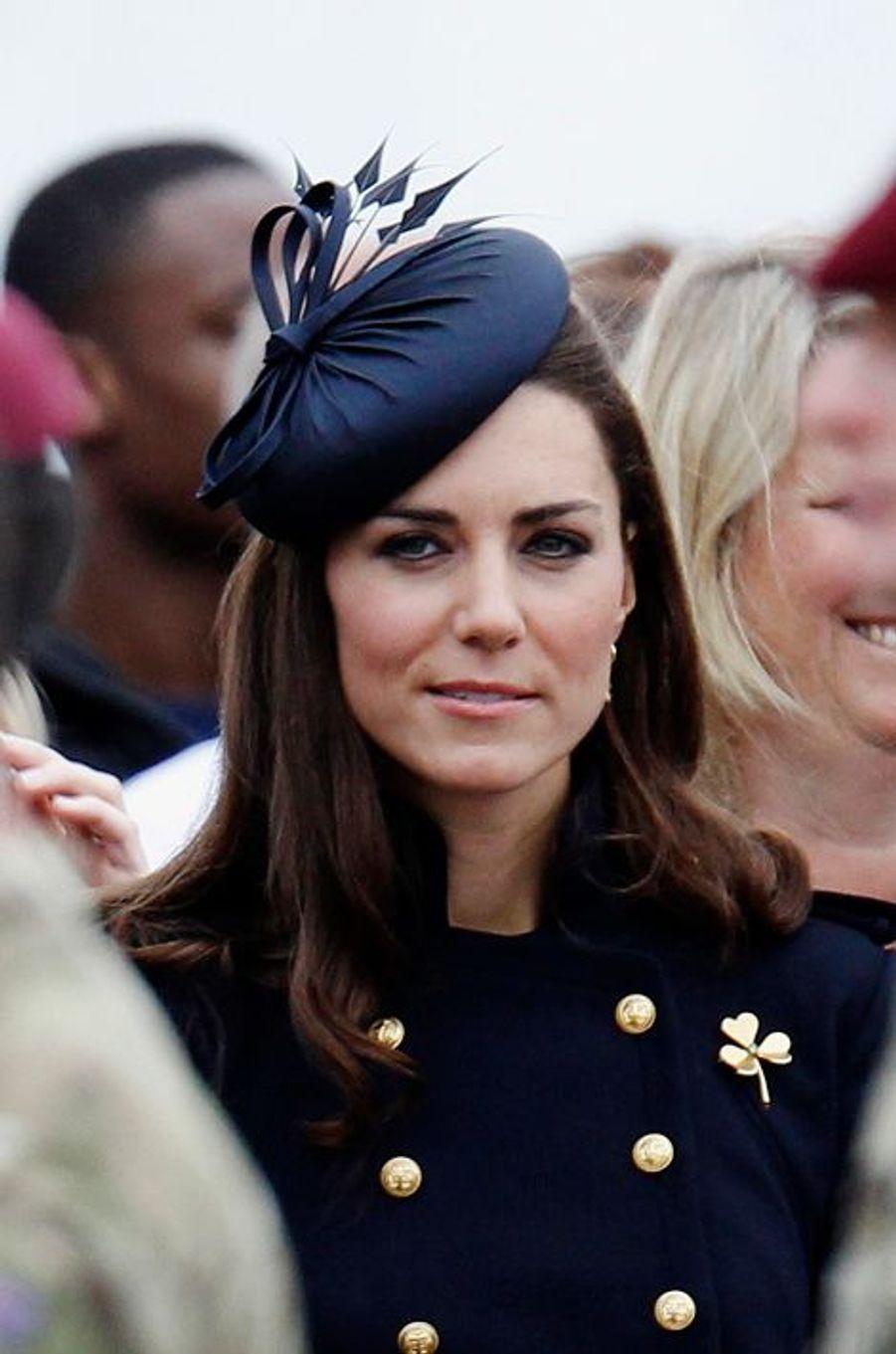 La duchesse de Cambridge Kate, le 25 juin 2011