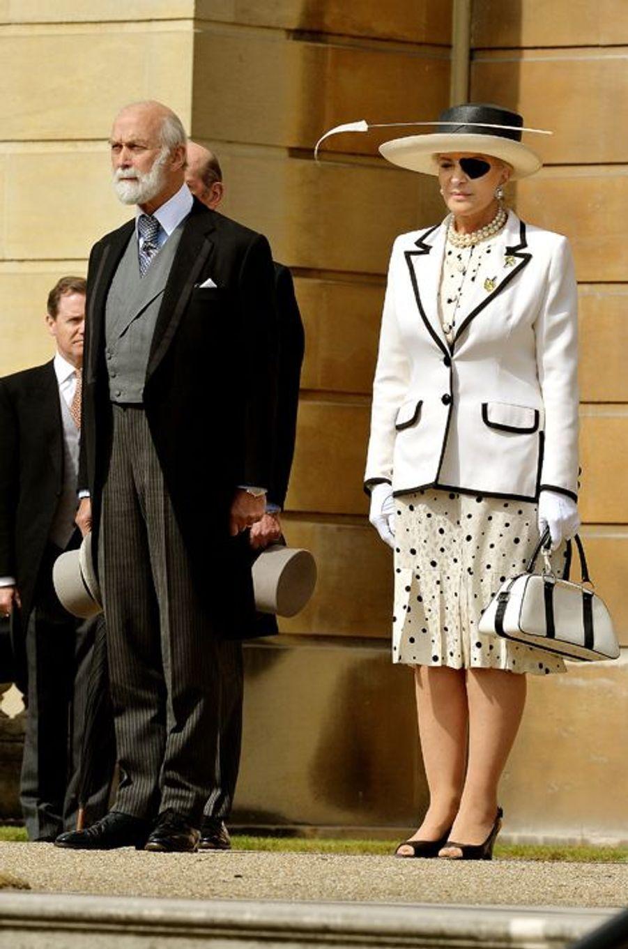 La princesse Marie-Christine de Kent, le 28 mai 2015