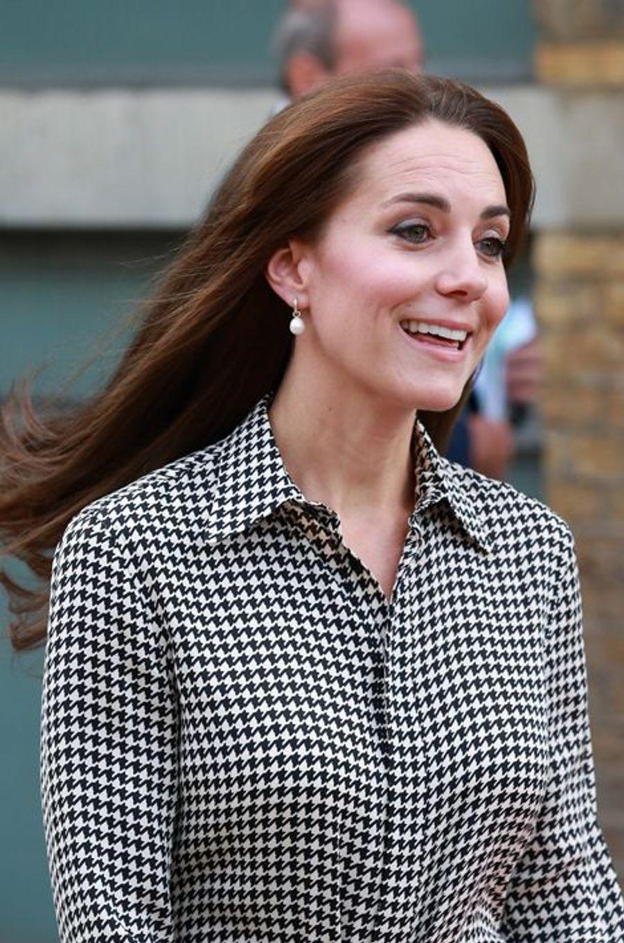 La duchesse de Cambridge Kate, le 17 septembre 2015