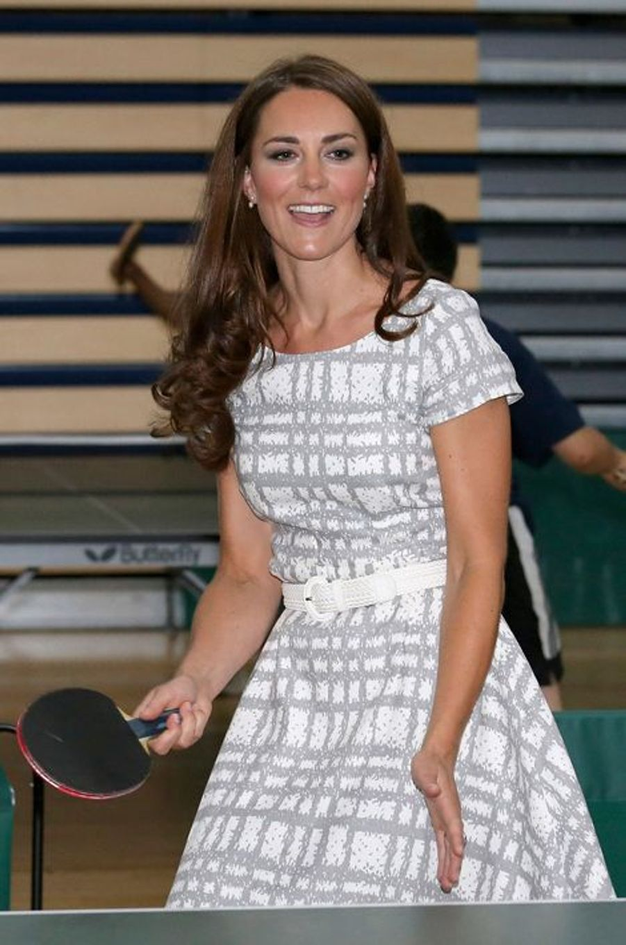 La duchesse Catherine de Cambridge, 26 février 2012