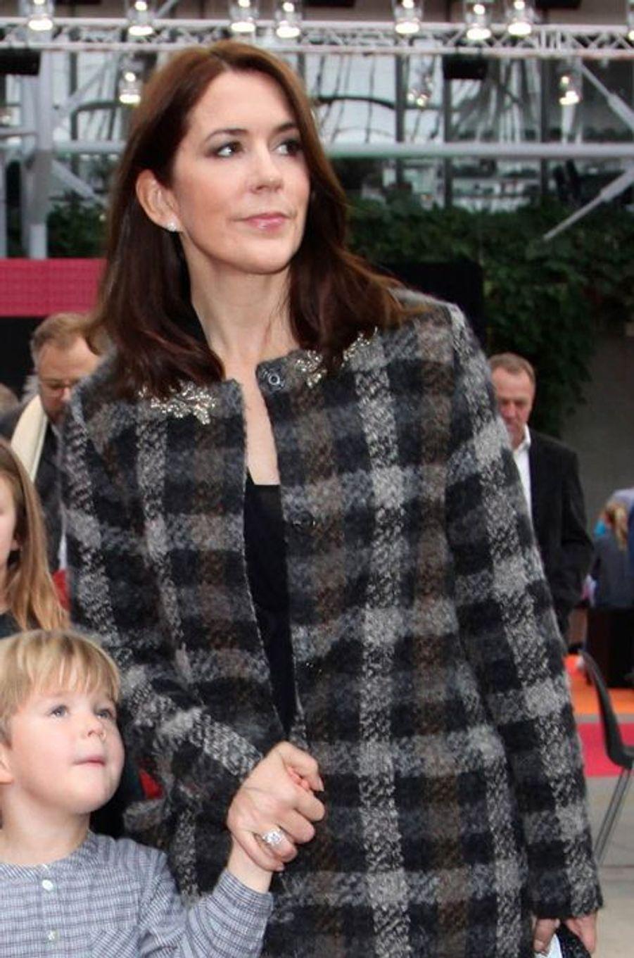 La princesse Mary de Danemark, le 7 novembre 2015